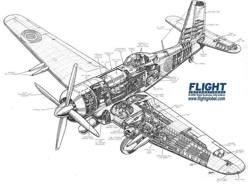 Fairey-Firebrand-IV